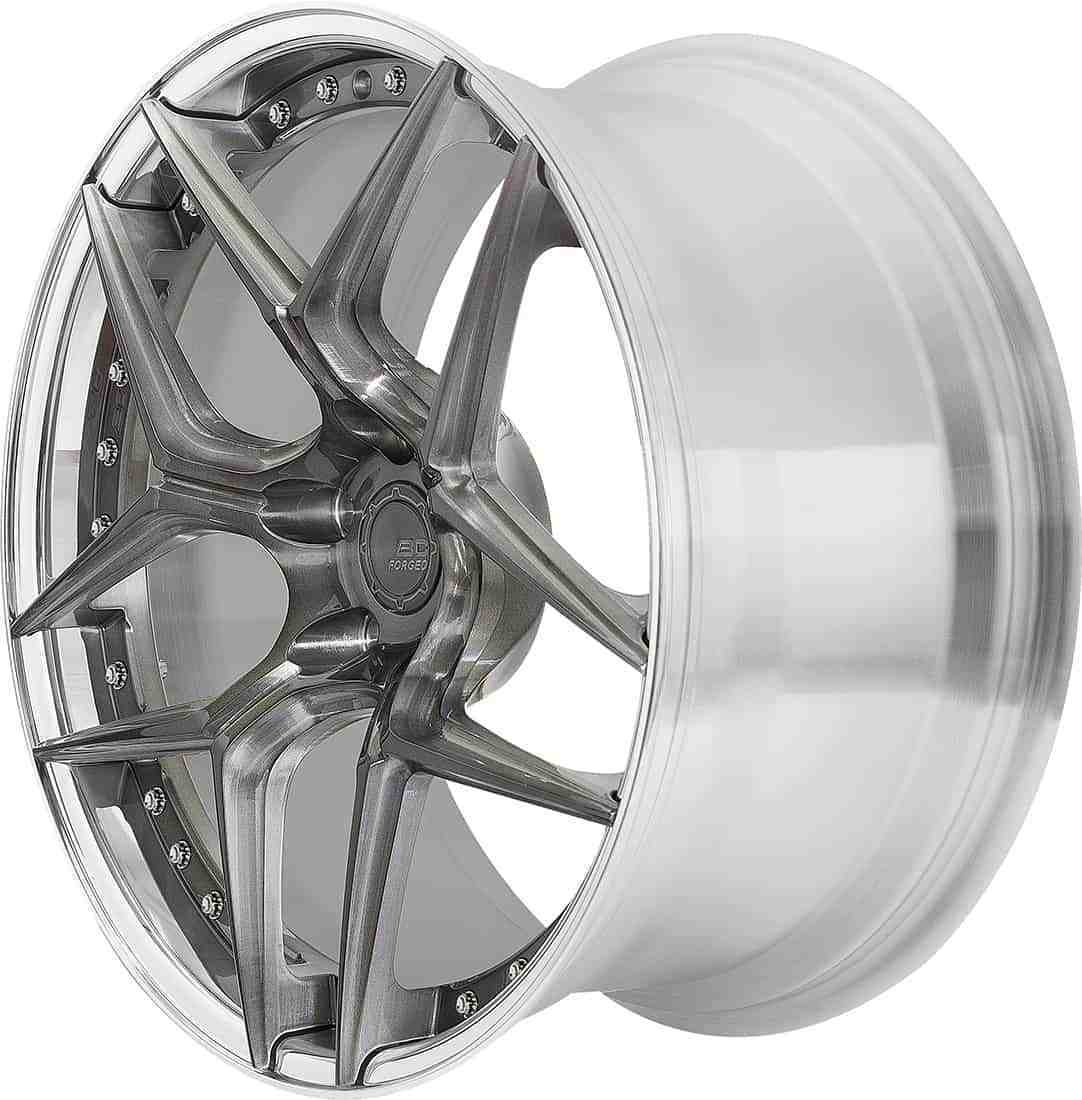 BC Forged wheels HT53 (HT Series)