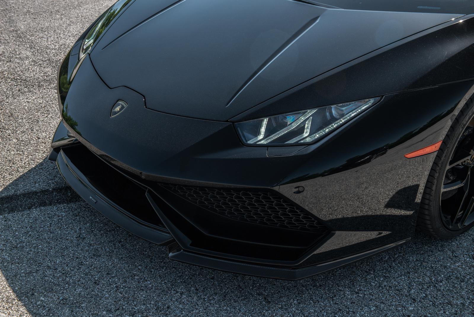 Vorsteiner Nero body kit for Lamborghini Huracan Verona new model