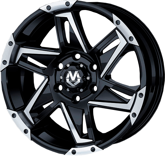 WEDS ADVENTURE MUD VANCE 05 light alloy wheels