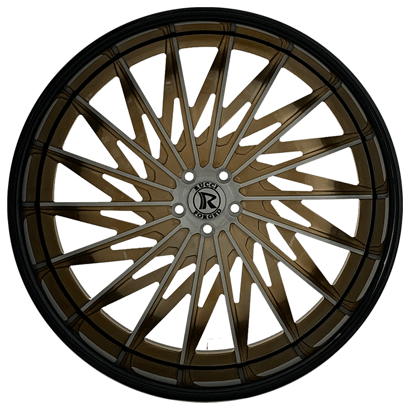 Rucci Forged Wheels Wanted