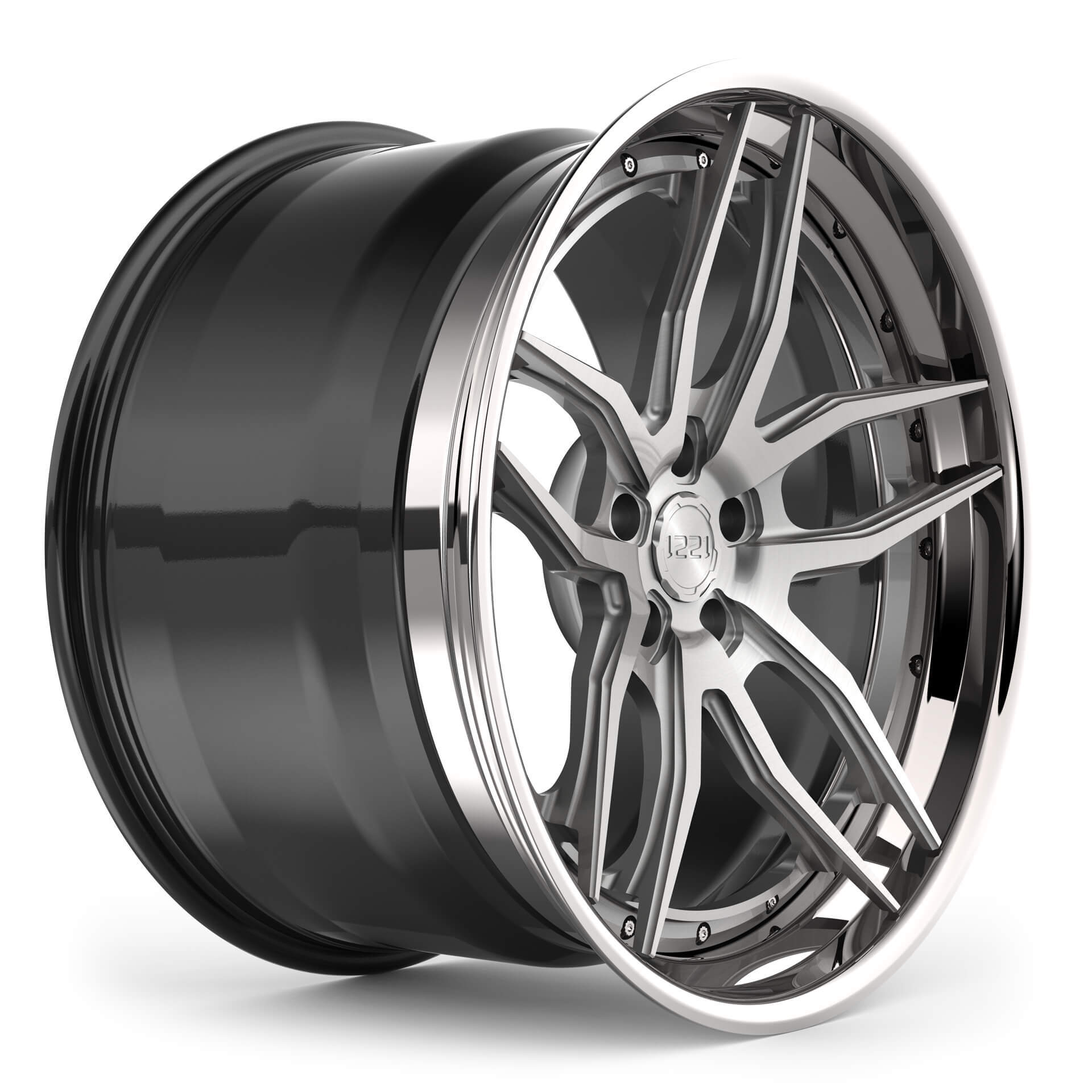 1221 Wheels 0770 AP3L SPORT3.0 forged wheels