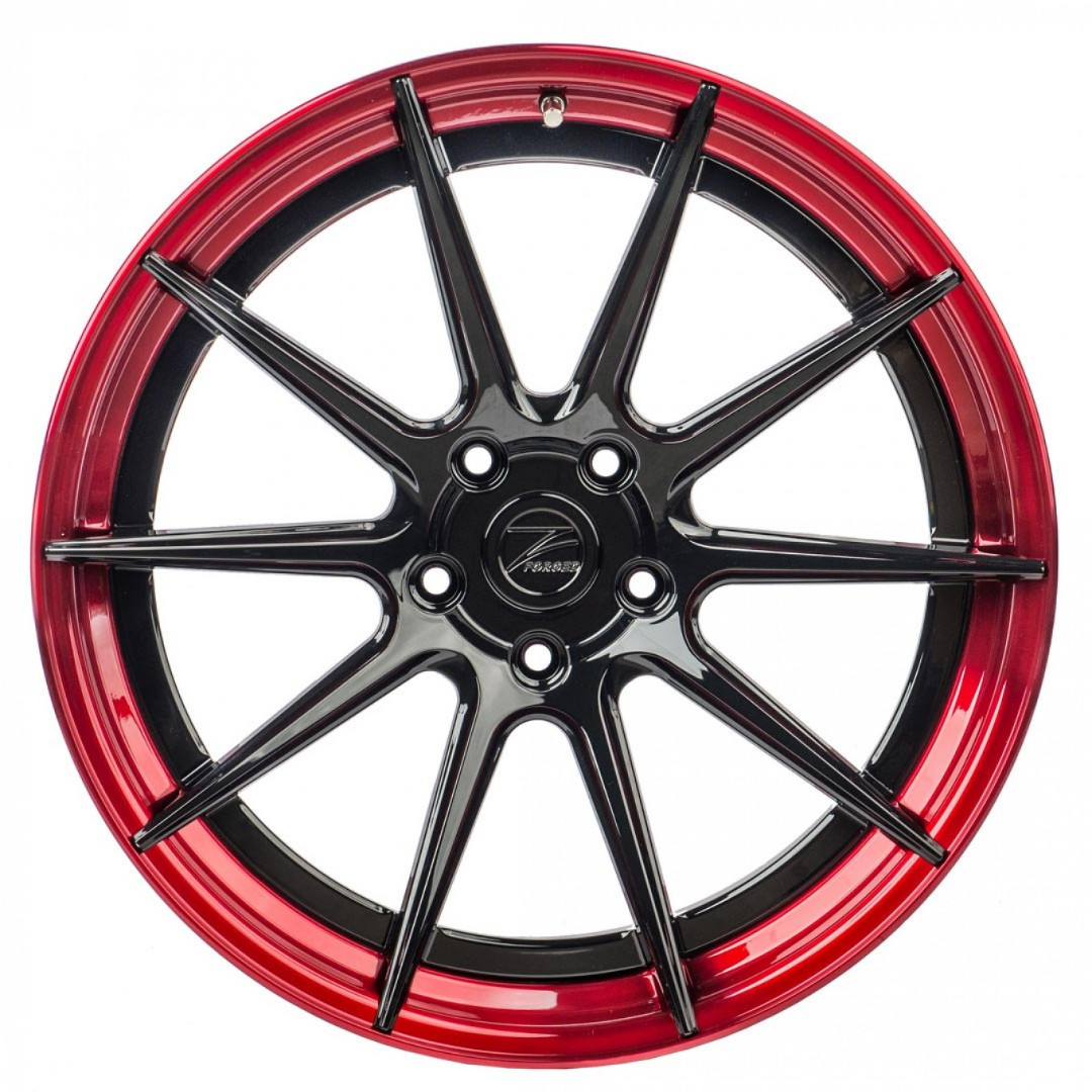 Z-Performance forged wheels ZP.FORGED 1