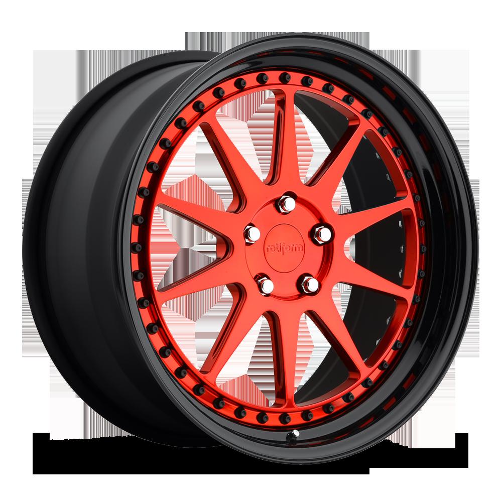 Rotiform SCN 3 piece forged wheels