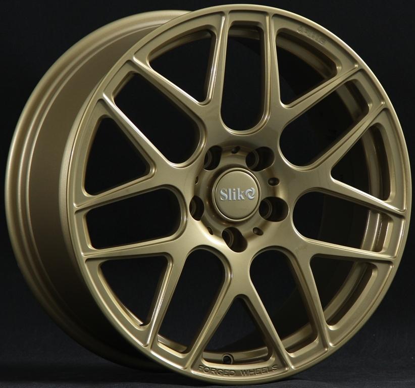 SLIK L-723 forged wheels new model