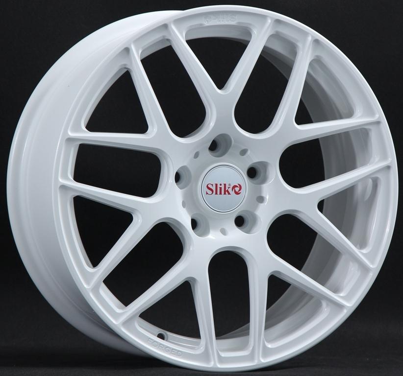 SLIK L-723 forged wheels design