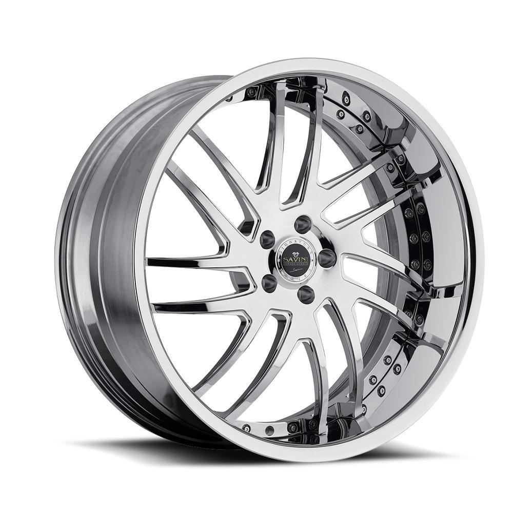 Savini SV49XLT Forged wheels