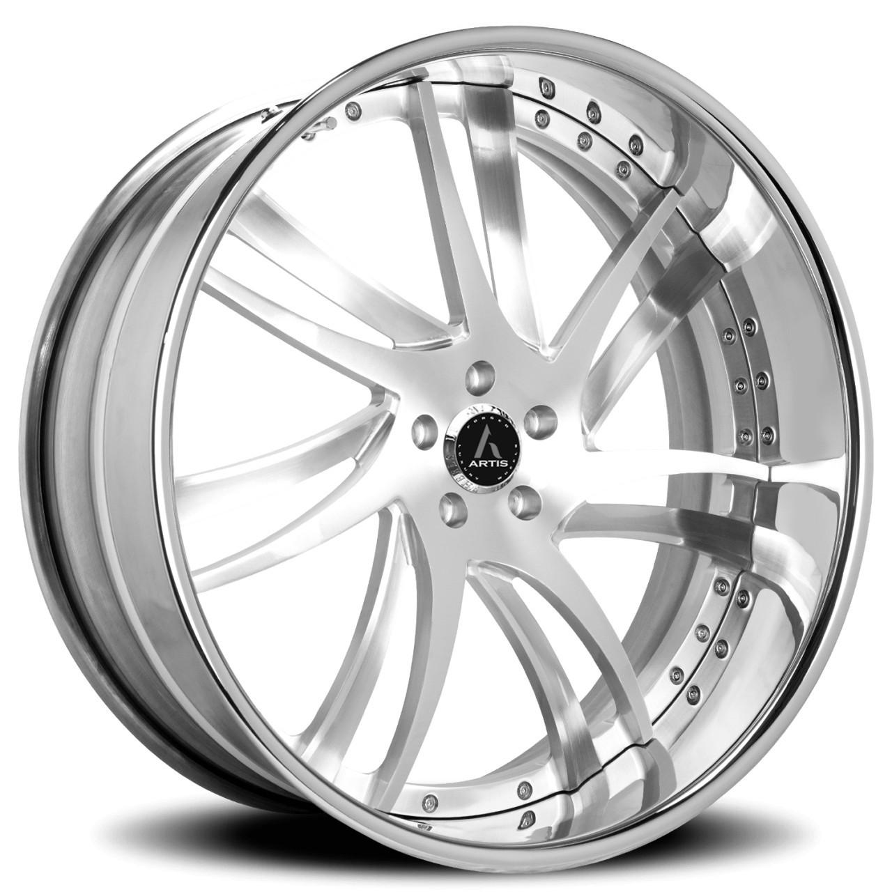 Artis Profile forged wheels