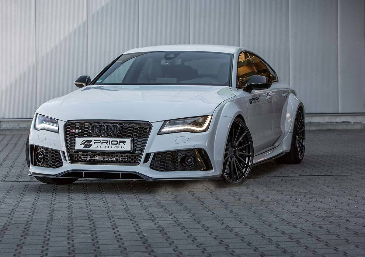 Prior Design PD700R body kit for AUDI A7 / RS7 new model