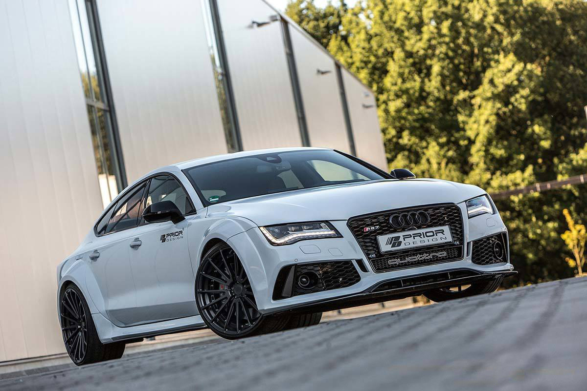 Prior Design PD700R body kit for AUDI A7 / RS7 new style