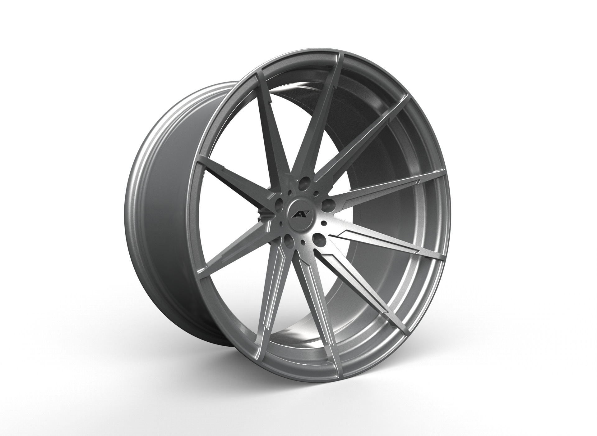 AMP Forged Wheels AMP 10