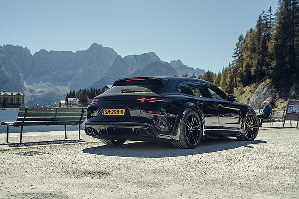 TECHART Grand GT body kit for Porsche Panamera new style