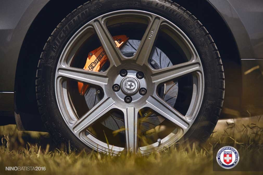 HRE TR107 (TR1 Series) forged wheels