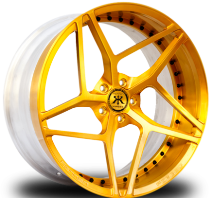 Rennen RL-57 forged wheels