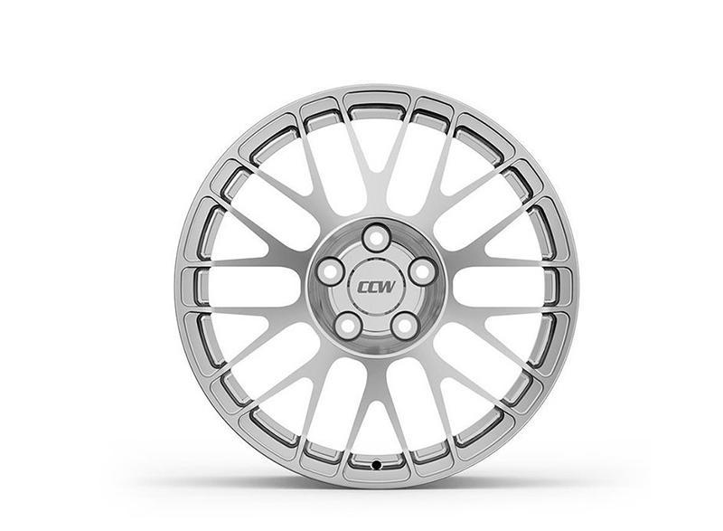 CCW CORSAIR C2K forged wheels