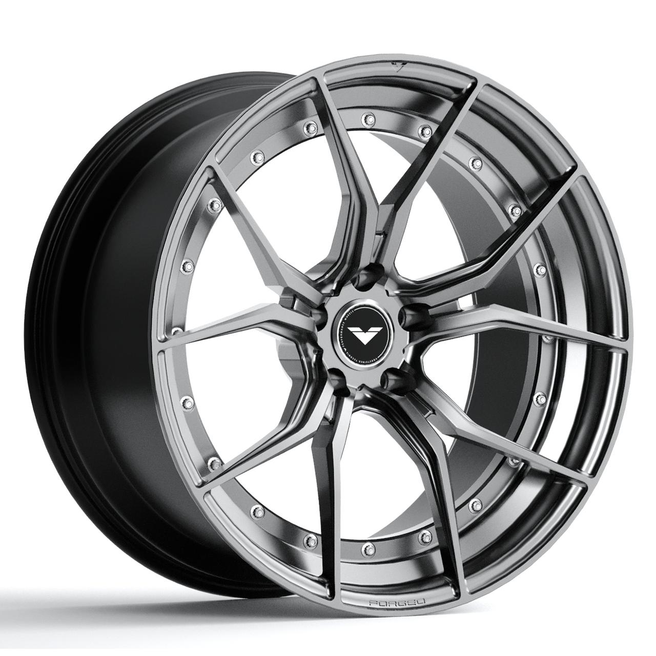 Vorsteiner Nero Forged wheels VFN 504 2-Piece