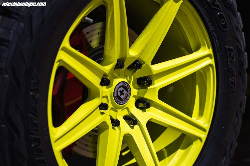 HRE TR188 (TR1 Series) forged wheels