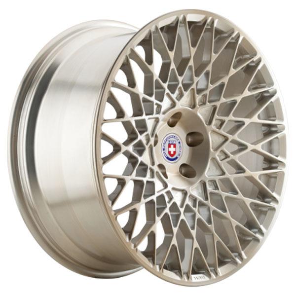HRE 501M (Vintage Series) forged wheels