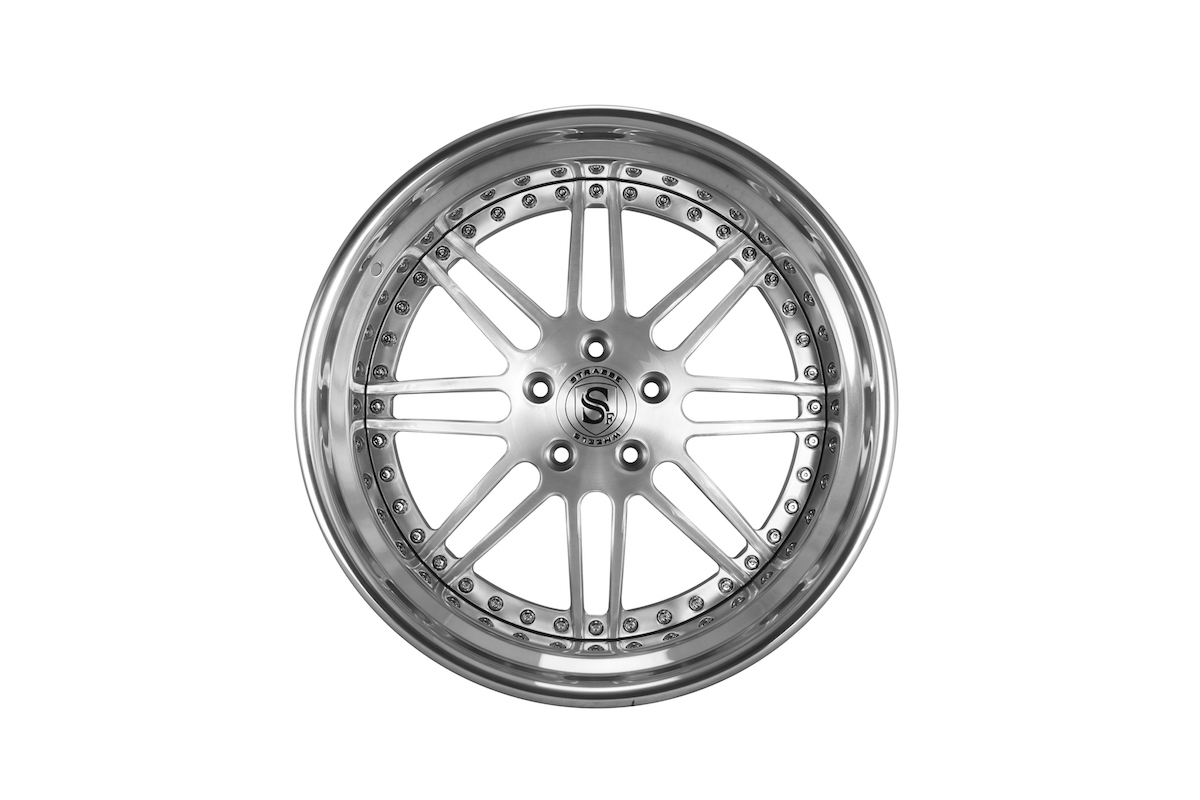 Strasse S8 PERFORMANCE 3 Piece Forged Wheels