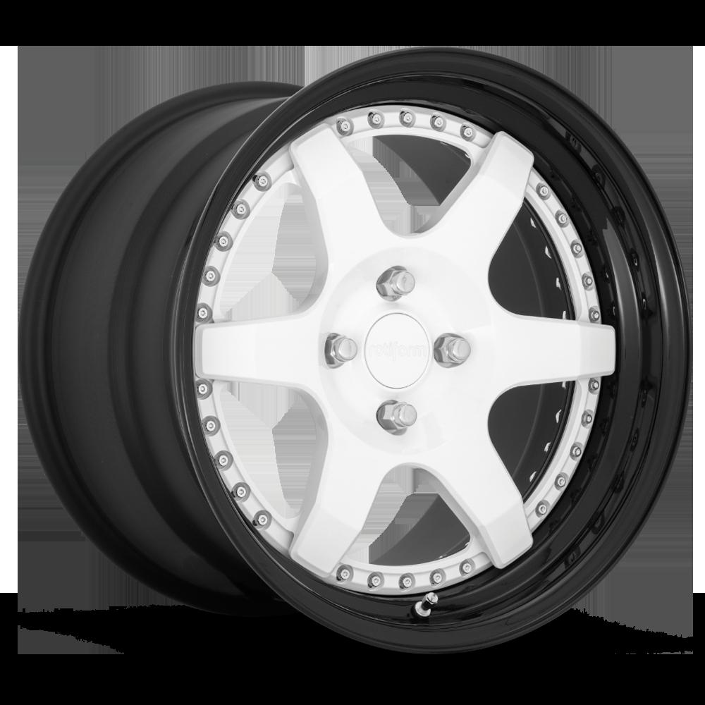 Rotiform SIX 3 piece forged wheels