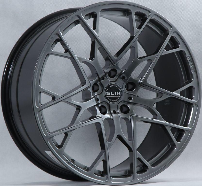 SLIK L-334 forged wheels new model