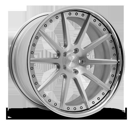 Modulare C15 EVO forged wheels