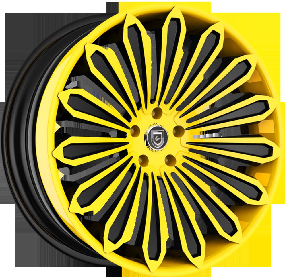 Lexani LZ-757 CRYPTO  Forged Wheels