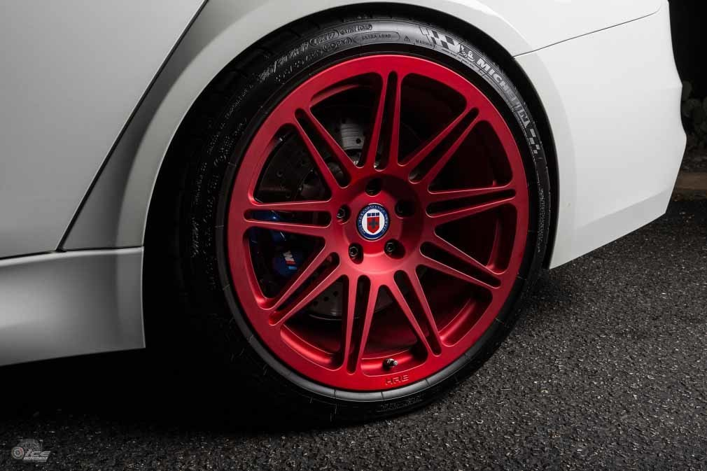 HRE 301M (Classic Series) forged wheels