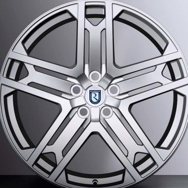 Rocksroad Caliber forged wheels