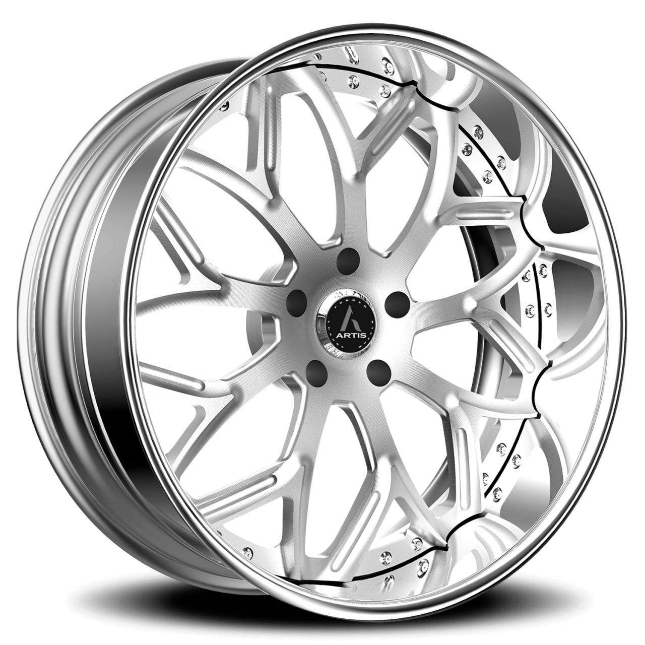 Artis Bulgari forged wheels