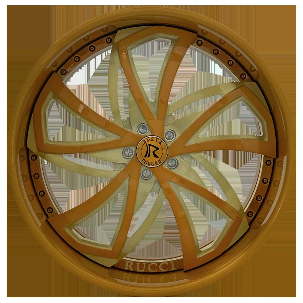 Rucci Forged Wheels Smoke