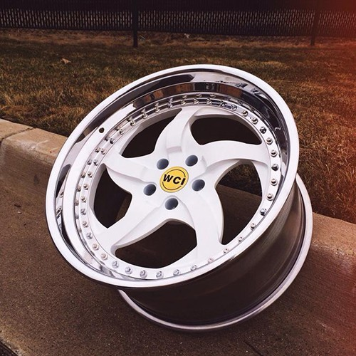 WATERCOOLED CС1 forged wheels