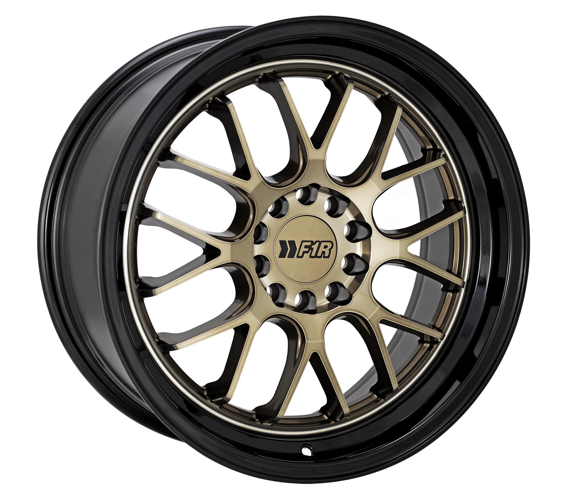 F1R Wheels F21 v2 Light Alloy Wheels