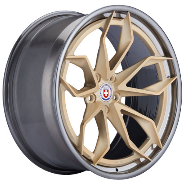 S201H HRE (S2H Series) forged wheels