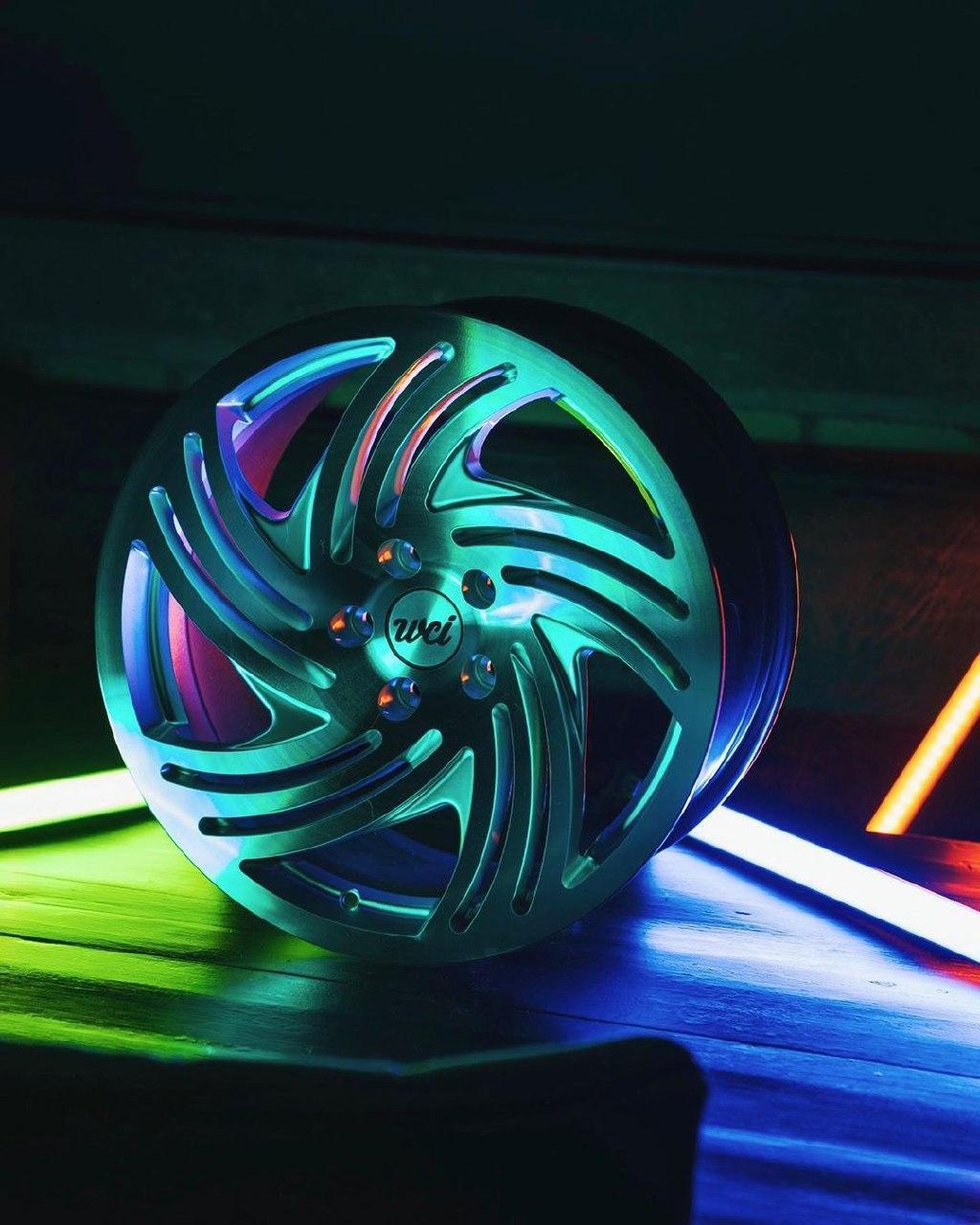 WATERCOOLED SB10 Light Alloy Wheels