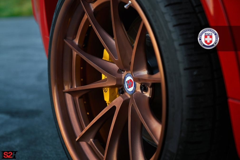 S204H HRE (S2H Series) forged wheels