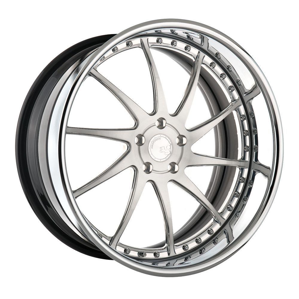 AVANT GARDE forged wheels F221