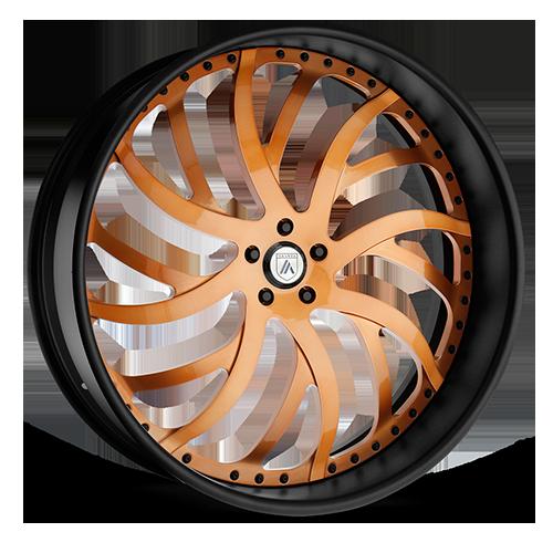 Asanti AF862 Forged wheels