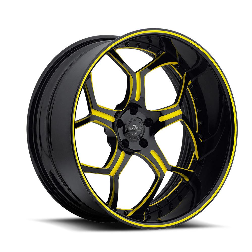 Savini SV53S Forged wheels