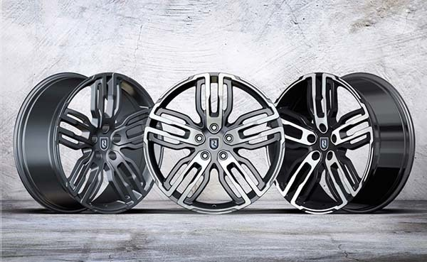 Rocksroad Grosser forged wheels
