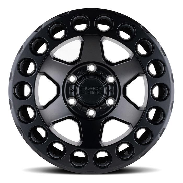 Black Rhino Odessa light alloy wheels