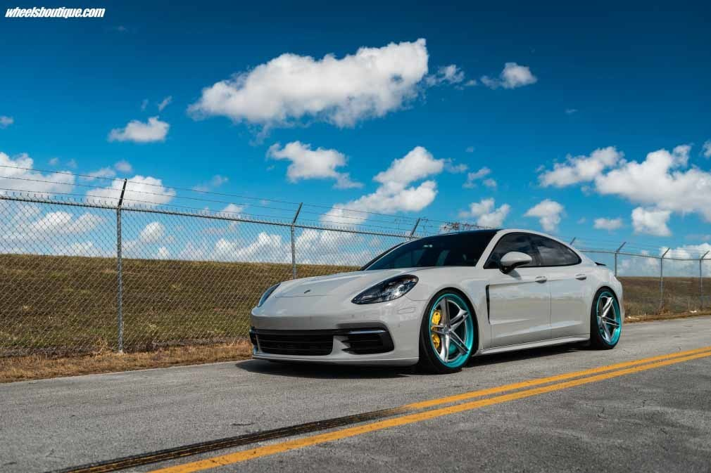 S207H HRE (S2H Series) forged wheels