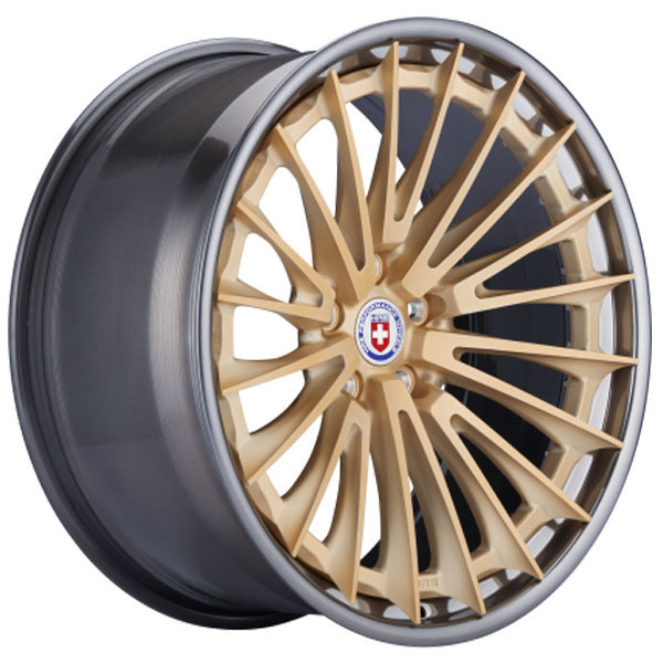 S209H HRE (S2H Series) forged wheels