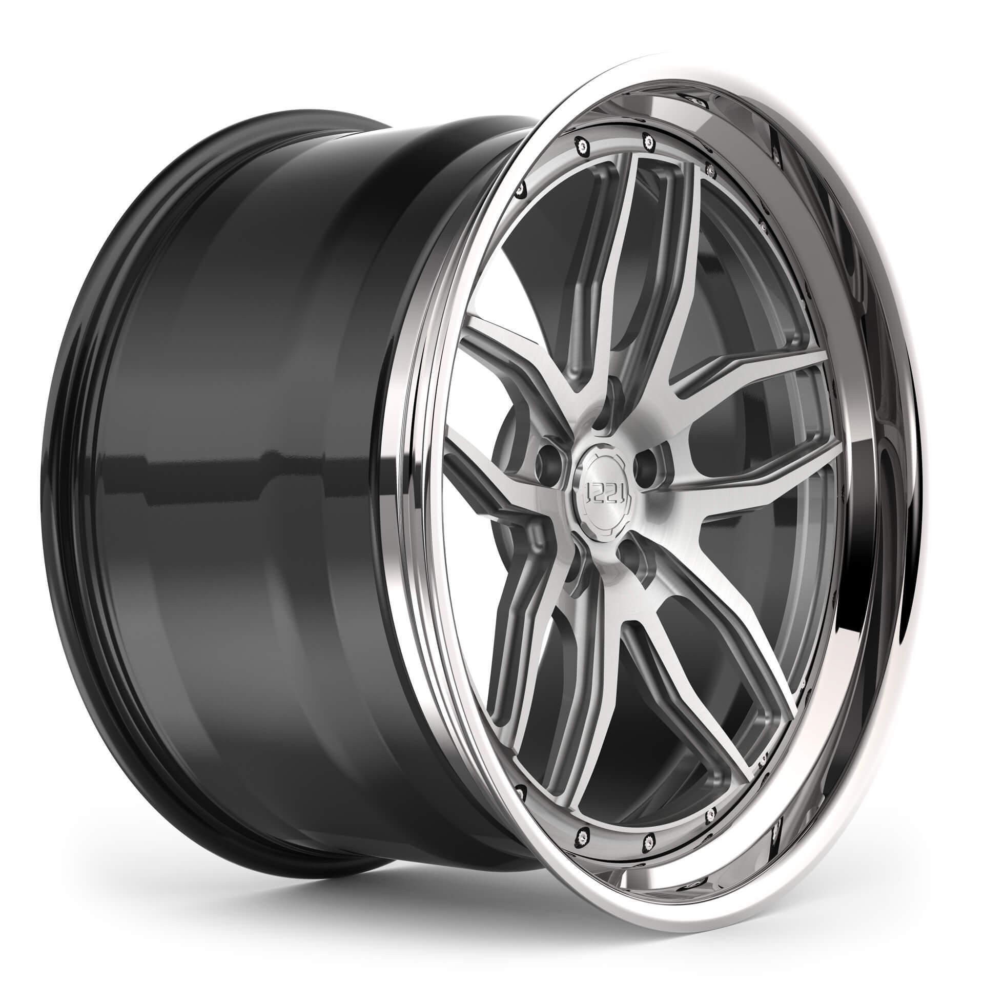 1221 Wheels  0770 AP3 SPORT3.0 forged wheels