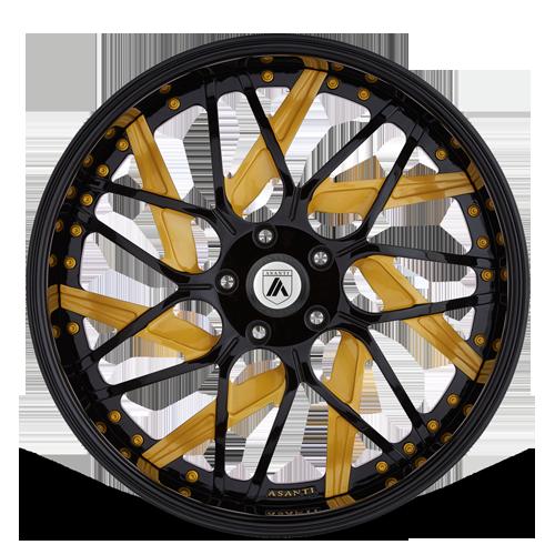 Asanti AF832 Forged wheels