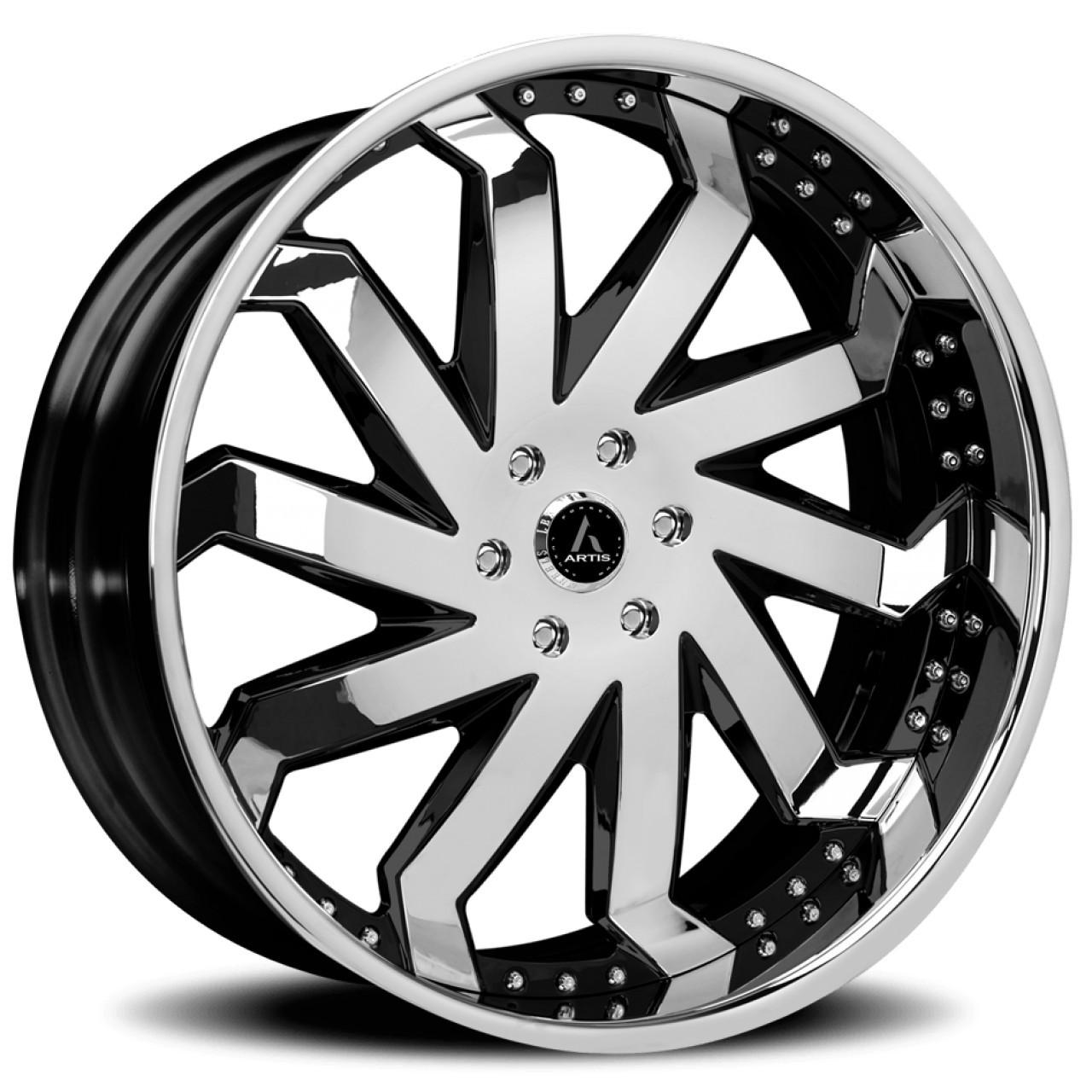 Artis Rain forged wheels