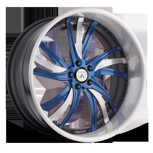 Asanti AF827 Forged wheels