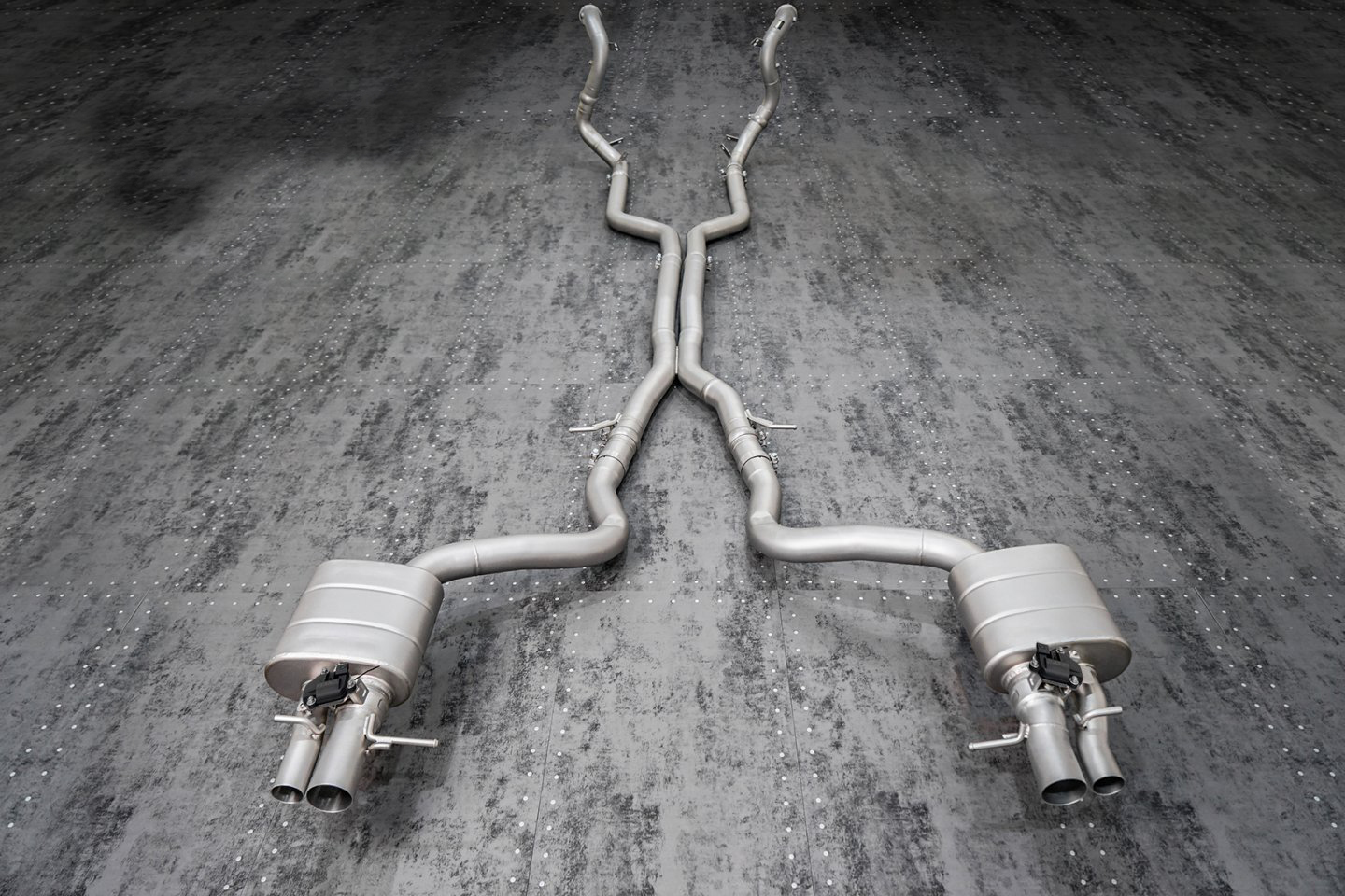 TNEER Exhaust Systems for MERCEDES-AMG W205