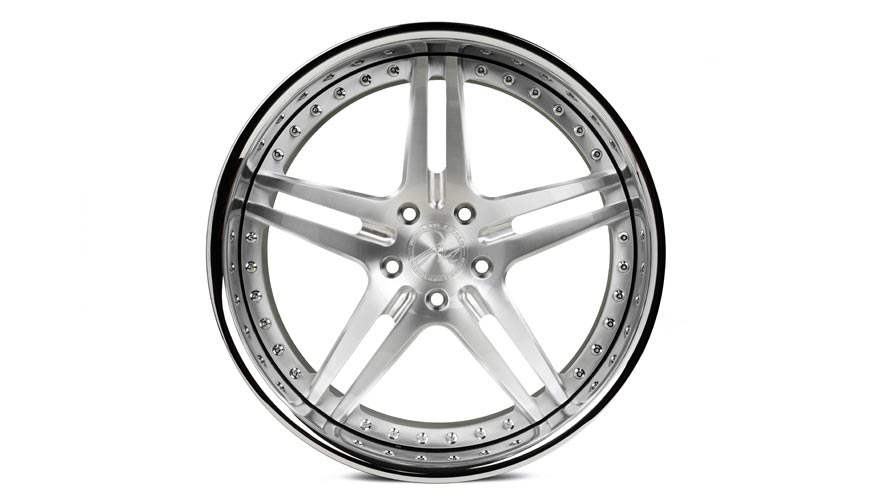 Modulare M27 forged wheels