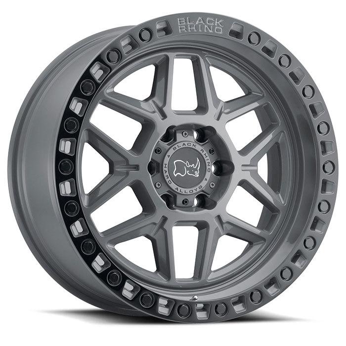 Black Rhino Kelso  light alloy wheels