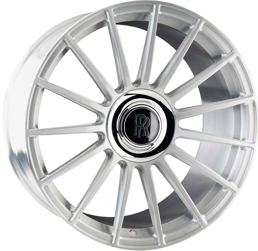 Modulare B33RR forged wheels
